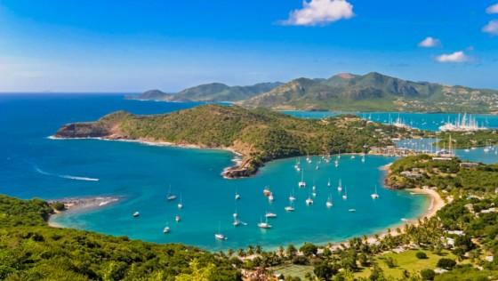 Antigua: Where the beaches never end