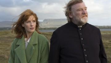 Brendan Gleeson excellent in Roman Catholic Irish drama