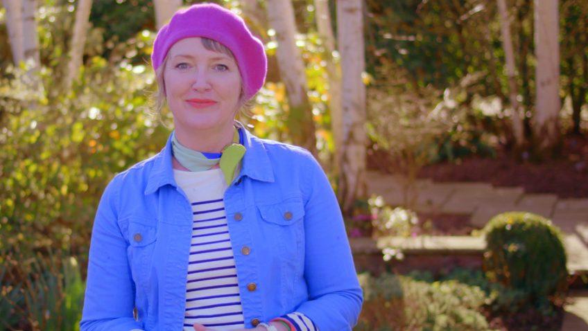 Garden designer and TV presenter Ann-Marie Powell explains how to achieve your Garden Goal in time for summer