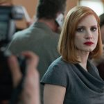 Jessica Chastain dominates John Madden's topical political thriller