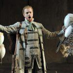 Jonathan Miller's production of Rossini's great comic opera celebrates its 30th birthday
